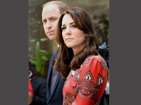 William, Kate happy with their Taj visit