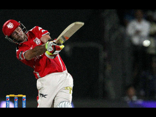 File photo: Glenn Maxwell scored 32 not out off 14 balls