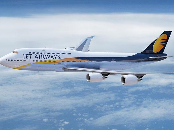 Bomb scare on Jet Airways flight