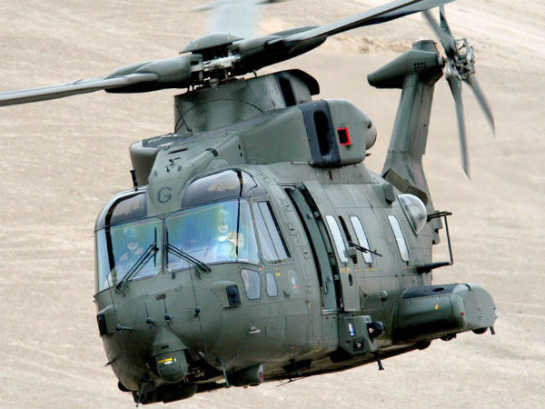 AgustaWestland not blacklisted under UPA