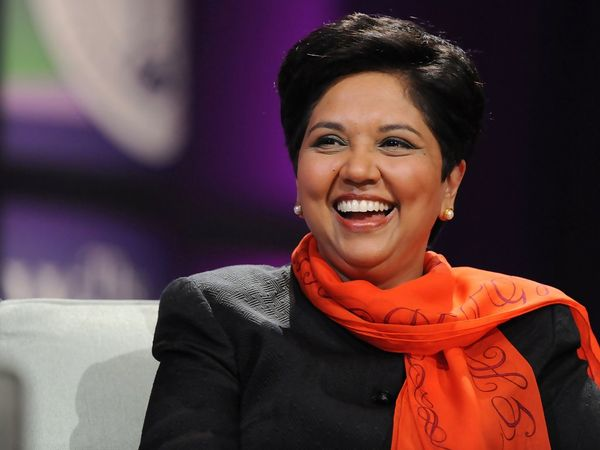 Nooyi makes it to highest-paid CEOs list