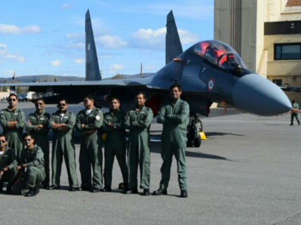 IAF top guns set for Main Phase