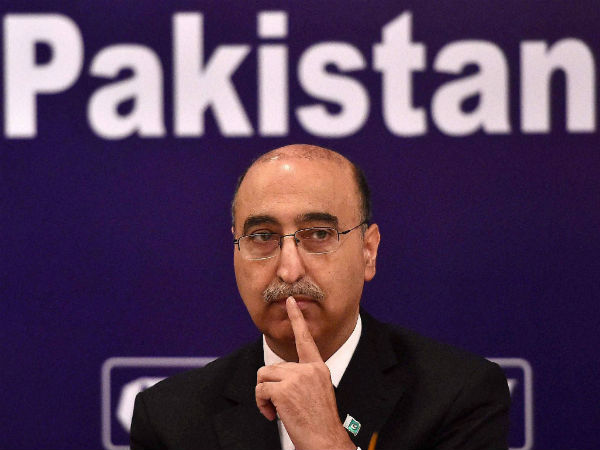 Peace process between India-Pakistan suspended: Abdul Basit