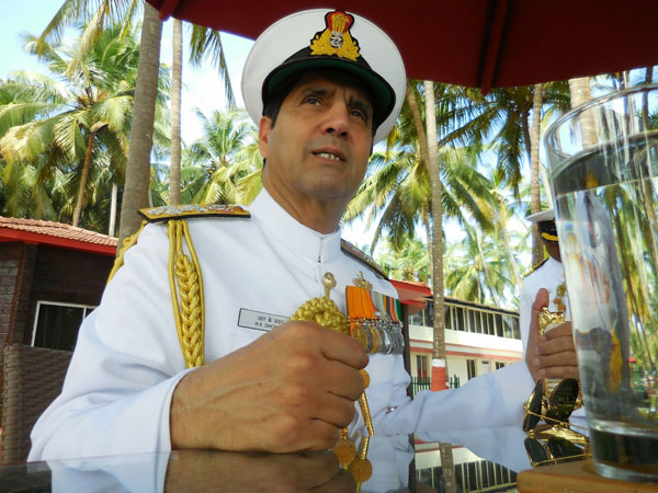 Navy: Dhowan stresses on indigenisation