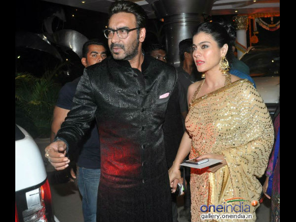 Ajay Devgn, Kajol to be brand ambassadors of Andhra Pradesh tourism