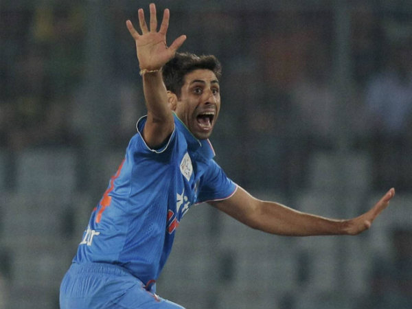 A file picture of Ashish Nehra