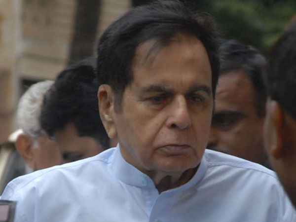 Dilip Kumar was awarded Padma Vibhushan in 2015.
