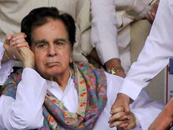 'Dilip Kumar is recovering well'