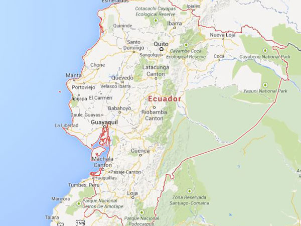 Ecuador rattled by hundreds of aftershocks