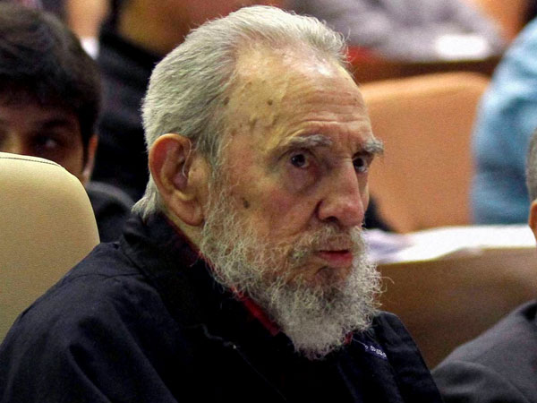 Fidel Castro says his end is near