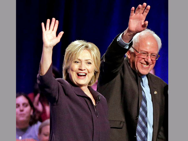 Clinton, Sanders spar in Brooklyn debate