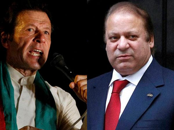 Imran Khan demands Nawaz Sharif's resignation