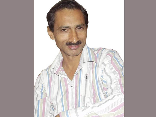 Journalist Jagendra Singh, who was killed for his exposes on illegal sand mining