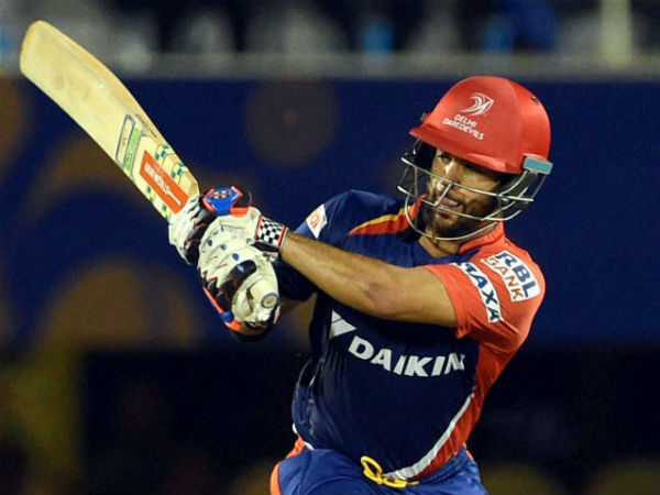 File photo: JP Duminy scored 49 not out