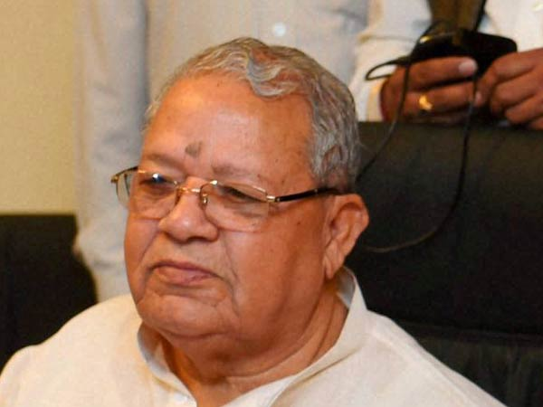 Recommendation for President Rule was a right move: Kalraj Mishra