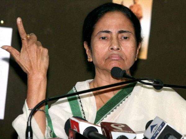 Under-fire Mamata questions the source of money of BJP, Cong and CPI