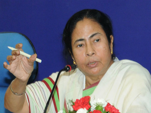 I don't regret what I said: Mamata