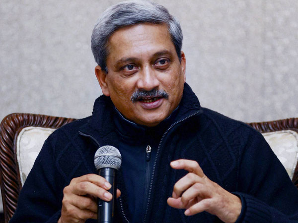 Parrikar stresses on Indo-China ties
