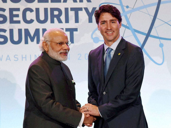 India, Canada made for each other: Modi