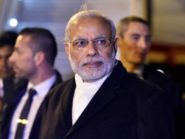 Terrorism is globally networked: Modi