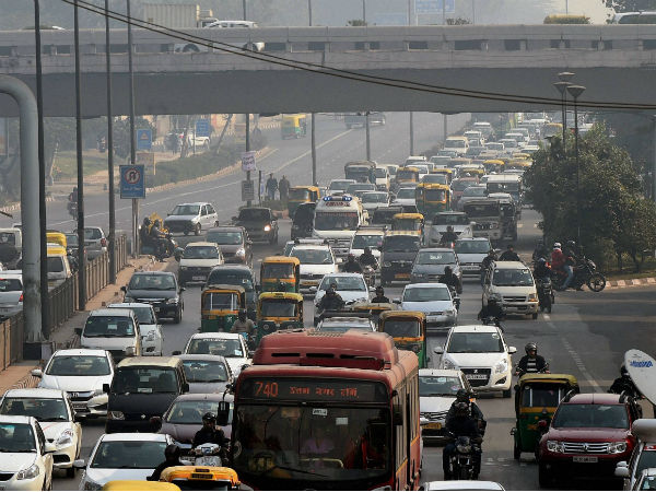 Pollution rises on fifth day of odd-even