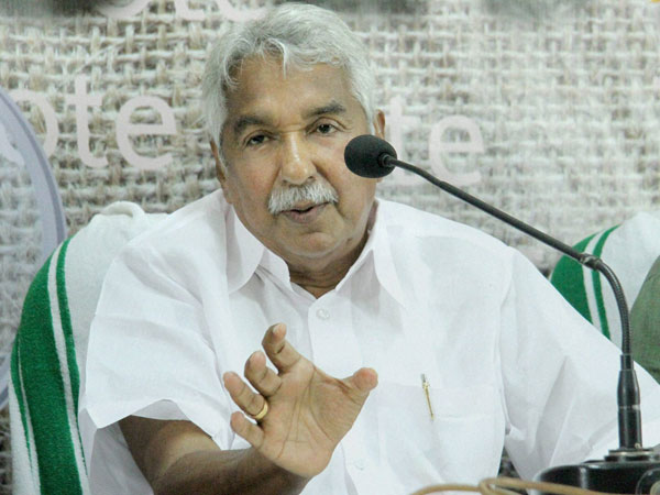 Chandy files nomination papers