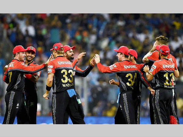 RCB will be aiming to win after 2 losses