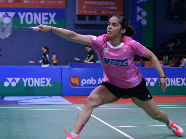A file picture of Saina Nehwal