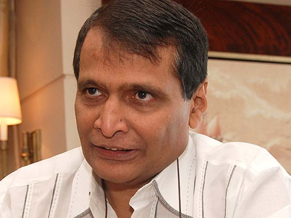 Suresh Prabhu announces elevated corridors for Mumbai local trains