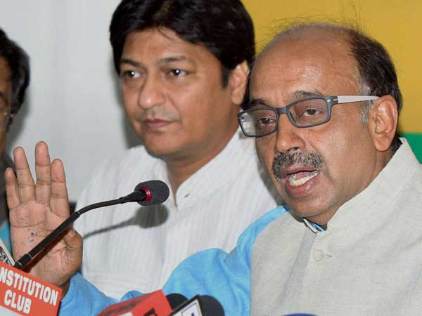 Vijay Goel fined for violating rules