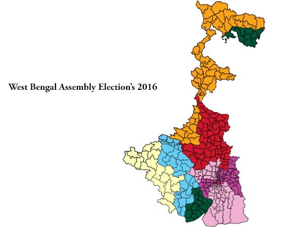 west bengal election 2016