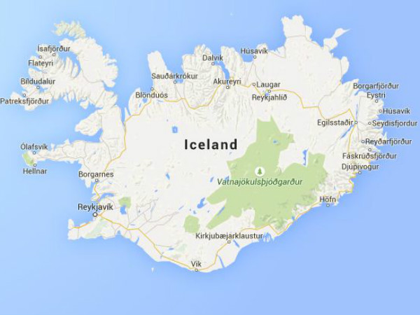 Iceland's new PM sworn in