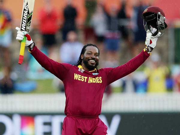 Chris Gayle becomes father, names his daughter Blush; invokes infamous sexism scandal.