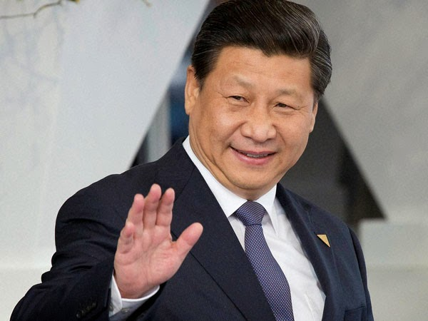 "Xi Jinping takes over as ""Commander in Chief"" of China's military"