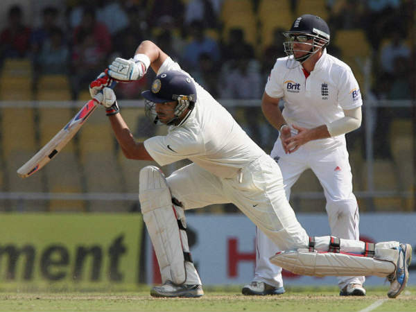 Yuvraj could not make it big in Test cricket