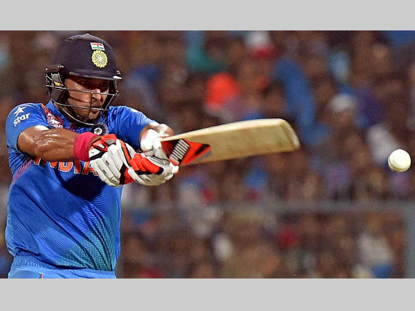 Yuvraj Singh aims to play in 2019 World Cup