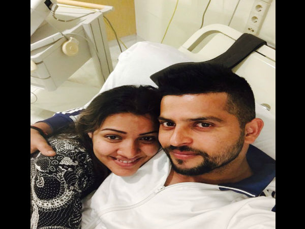 Suresh Raina becomes father of a baby girl, names her ...