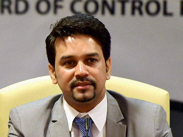 Anurag Thakur becomes youngest BCCI President.