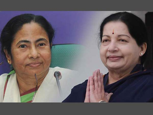 Mamata & Jayalalithaa beat anti-incumbency