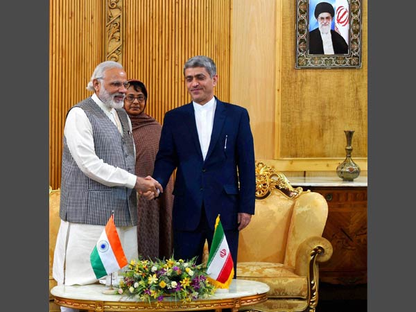 India signs Chabahar port pact with Iran