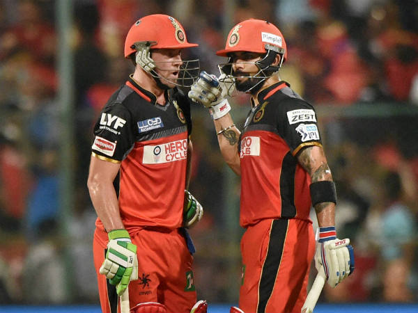 IPL 2016: RCB's star-studded top order lets down fans again