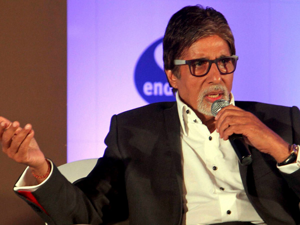 BJP comes out in defence of Amitabh