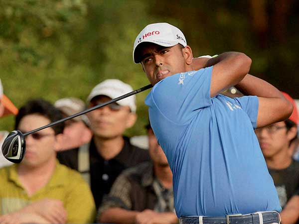 Golfer Anirban Lahiri tied 9th at Dean and Deluca Invitational
