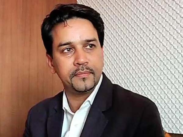 Senior players, colleagues welcome Anurag Thakur as BCCI President