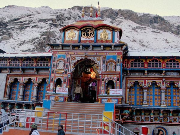 Badrinath shrine reopens after winter