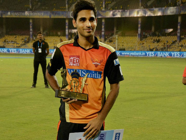 Getting to learn a lot from experienced Ashish Nehra, says Bhuvneshwar Kumar