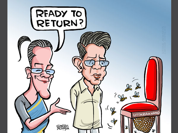 Cartoon of the Day: Rawat, ready to Return?