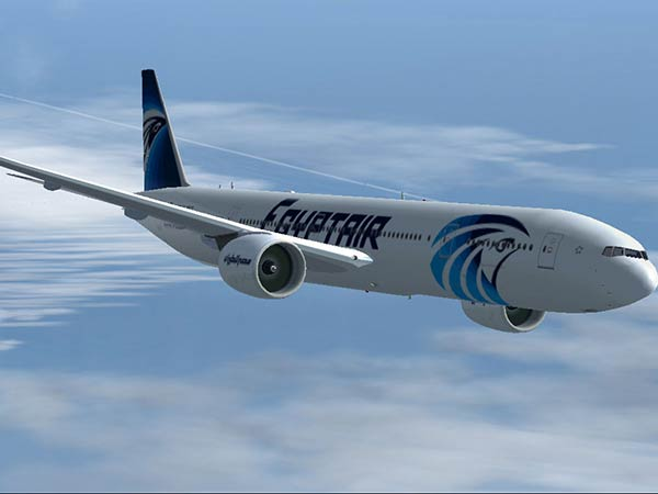EgyptAir alight carrying 50 disappears
