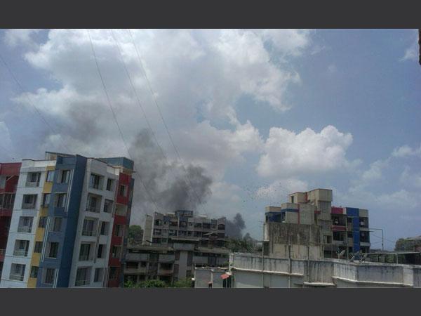 Pics: Blast at chemical factory in Thane kills 3; 20 injured