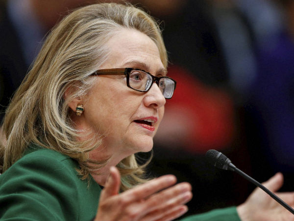 Email controversy won't affect my White House bid: Hillary Clinton